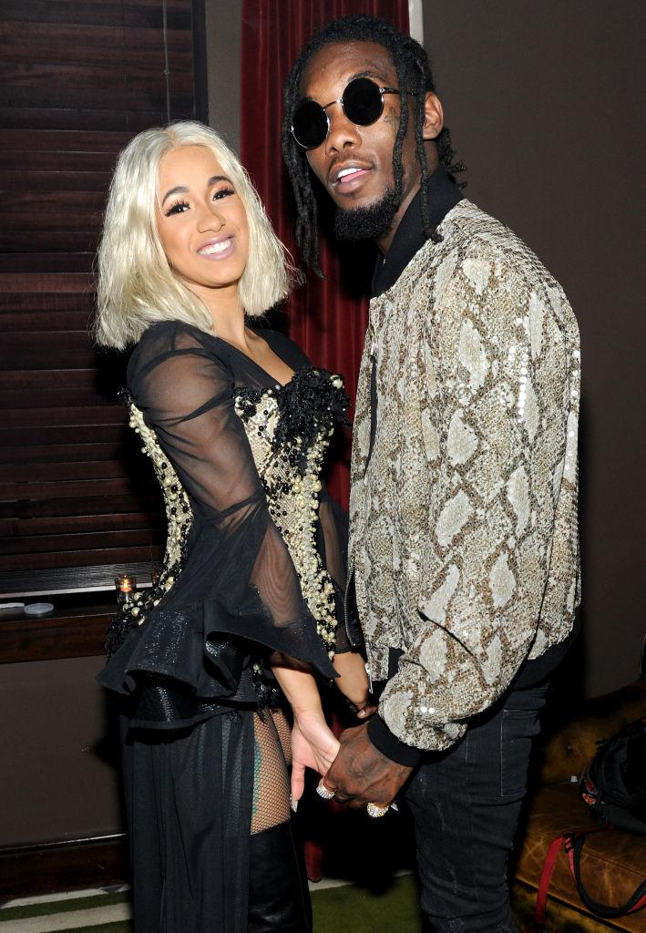 Who Is Cardi B Dating: Cardi B's Due Date Revealed, But Rapper Has Yet To Confirm