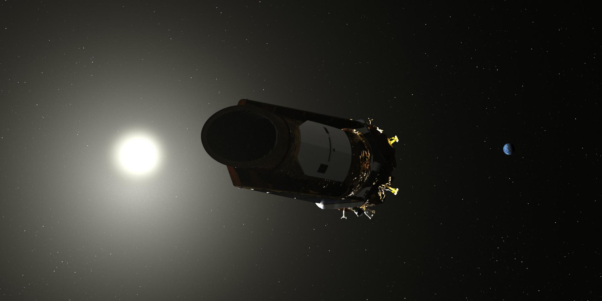 Kepler Space Telescope is dying