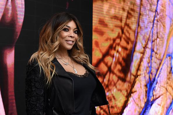 Wendy Williams cries on TV return