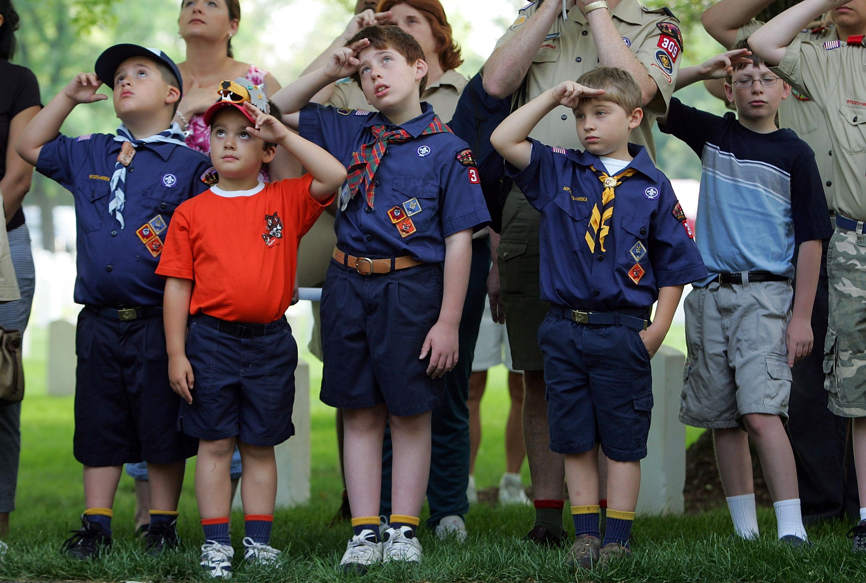 Nearly 90000 Sex Abuse Claims Filed In Boy Scouts Bankruptcy