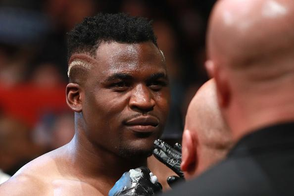 So Just How Badly Does Francis Ngannou Want to Fight Brock Lesnar?