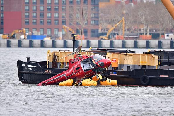 New York Helicopter Crash