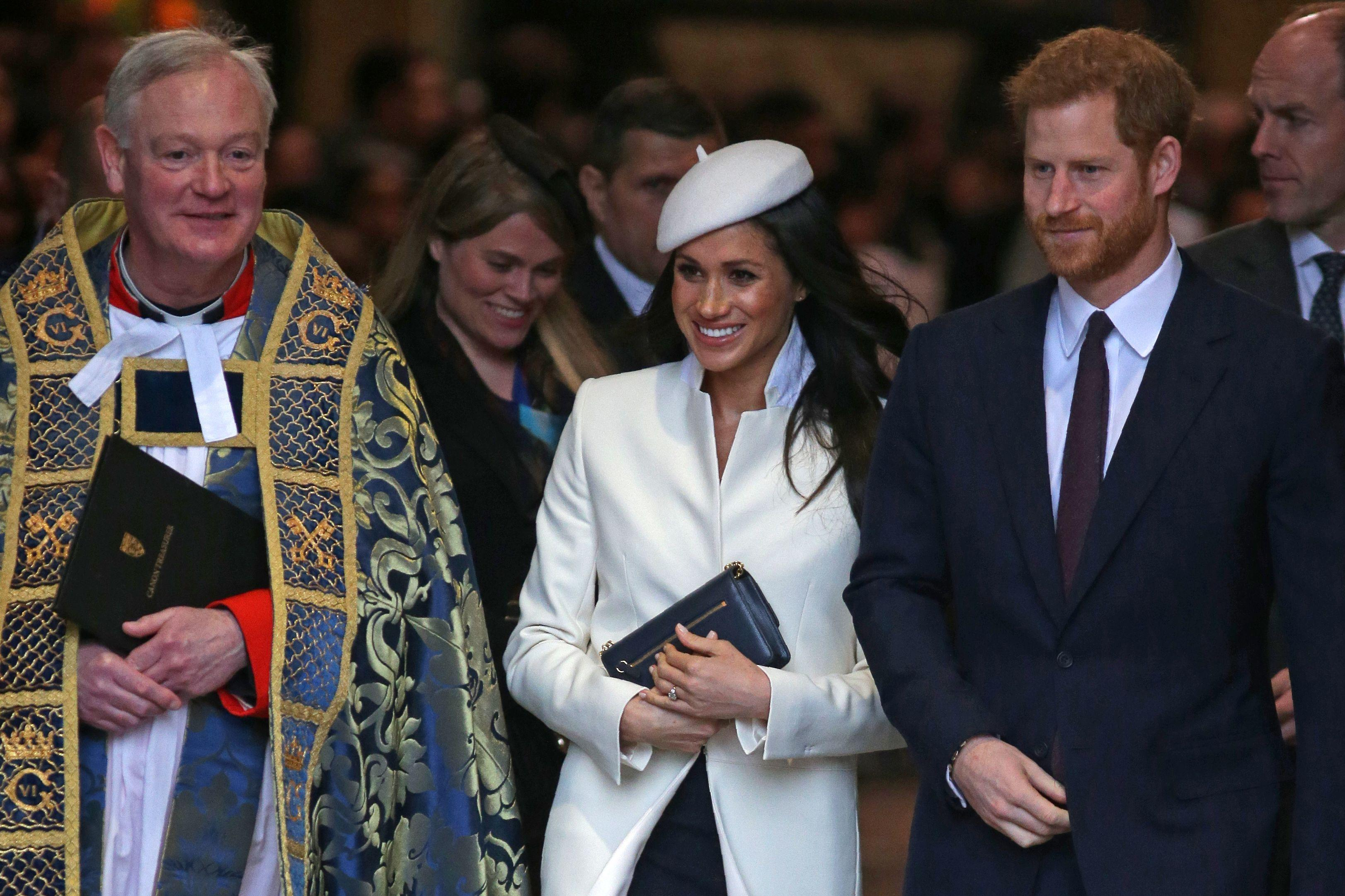 Meghan Markle Just Dropped a Hint About Her Royal Baby Plans