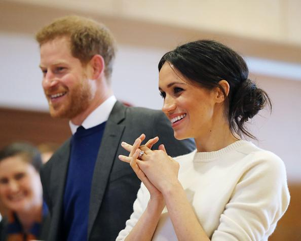 There's A 'Mistake' On Prince Harry And Meghan Markle's Wedding Invites