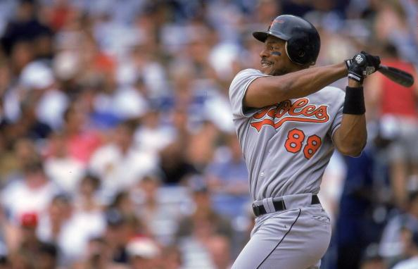Ex-MLB Star Albert Belle Arrested On Indecent Exposure, DUI Charges