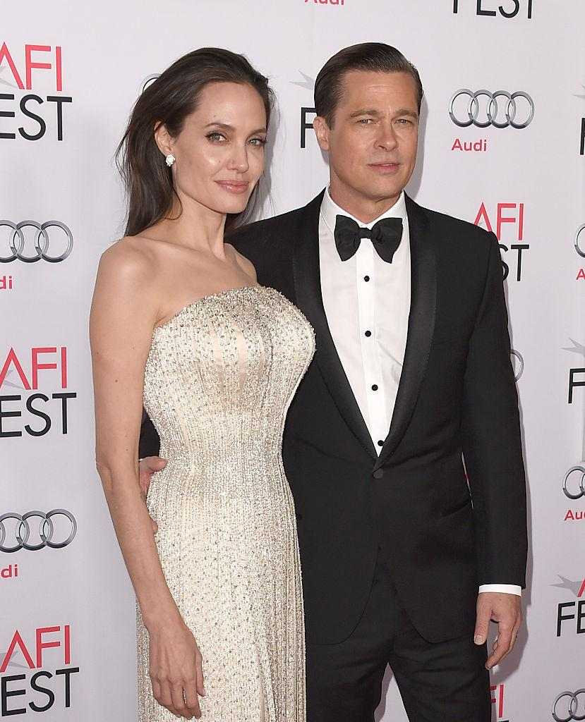 Is This Angelina Jolie's New Boyfriend?