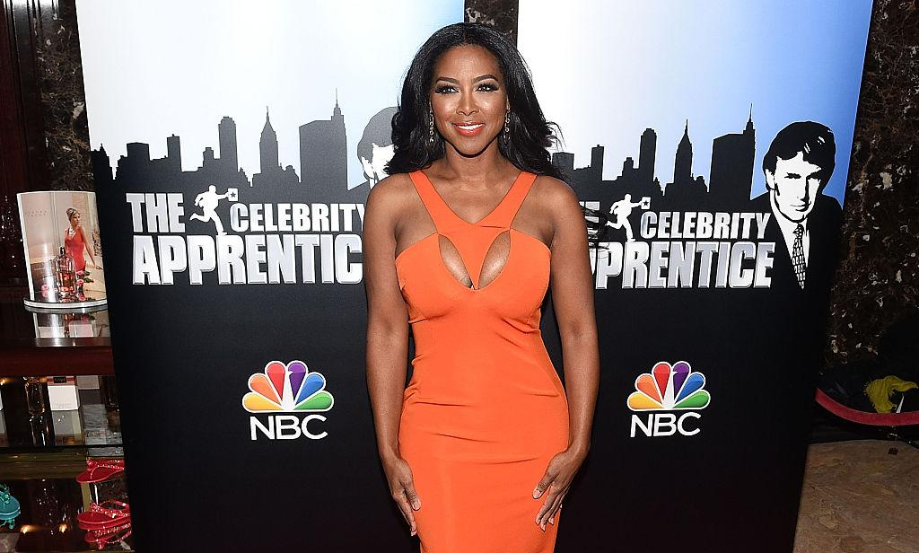 'RHOA' Star Kenya Moore, Husband Marc Daly Expecting First Child