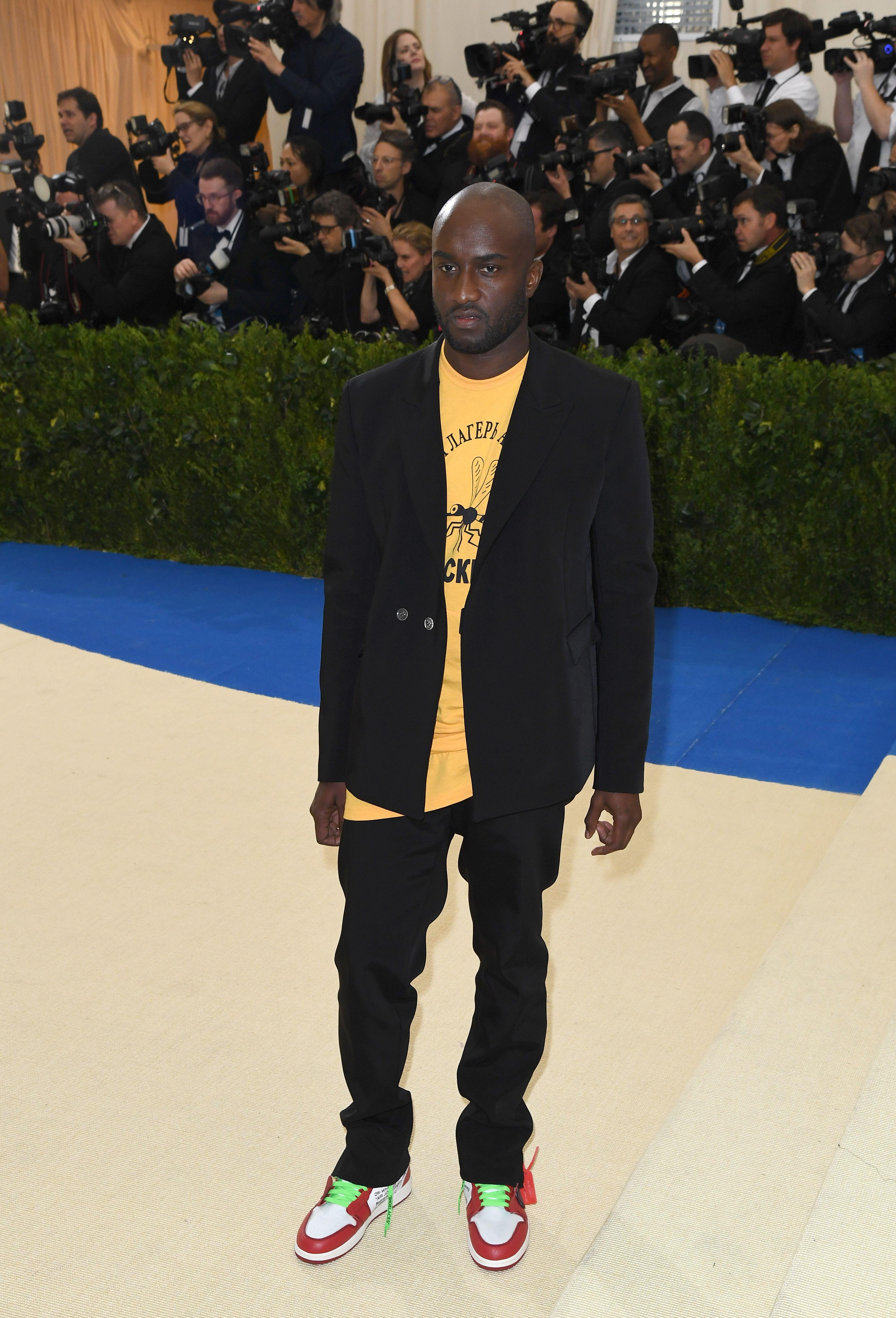 Virgil Abloh confirmed as artistic director of menswear for Louis Vuitton