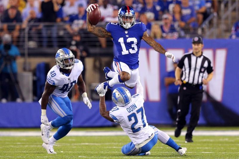 National Football League mock draft: What if the Giants trade Odell Beckham, Jr.?