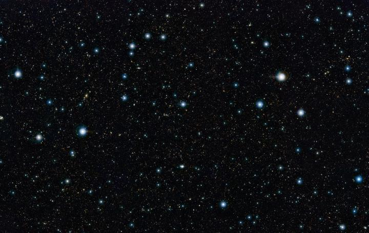 Astronomers create 3-D map of 4000 ancient galaxies