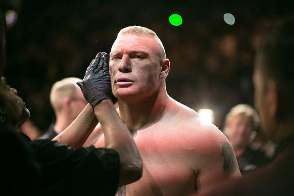 Brock Lesnar to return to the UFC