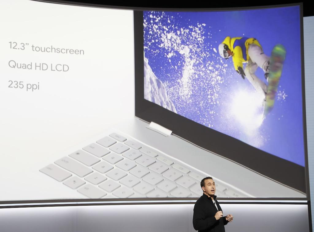 Chromebook codenamed 'Atlas' might have 4K display