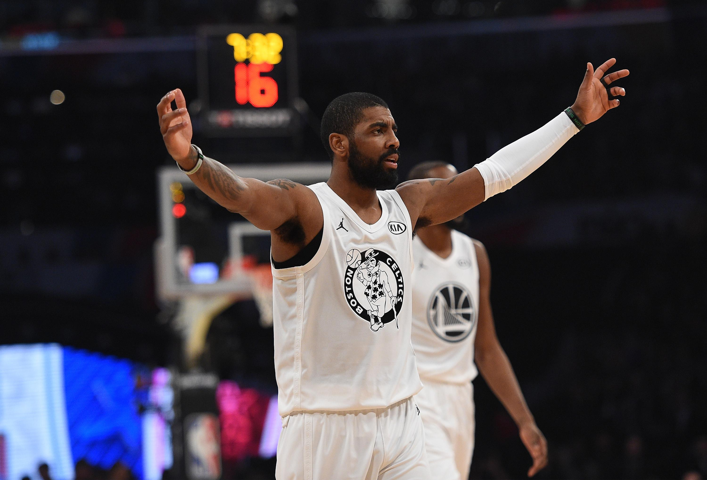 Kyrie Irving's Injury Eliminates Boston Celtics As 2018 ...