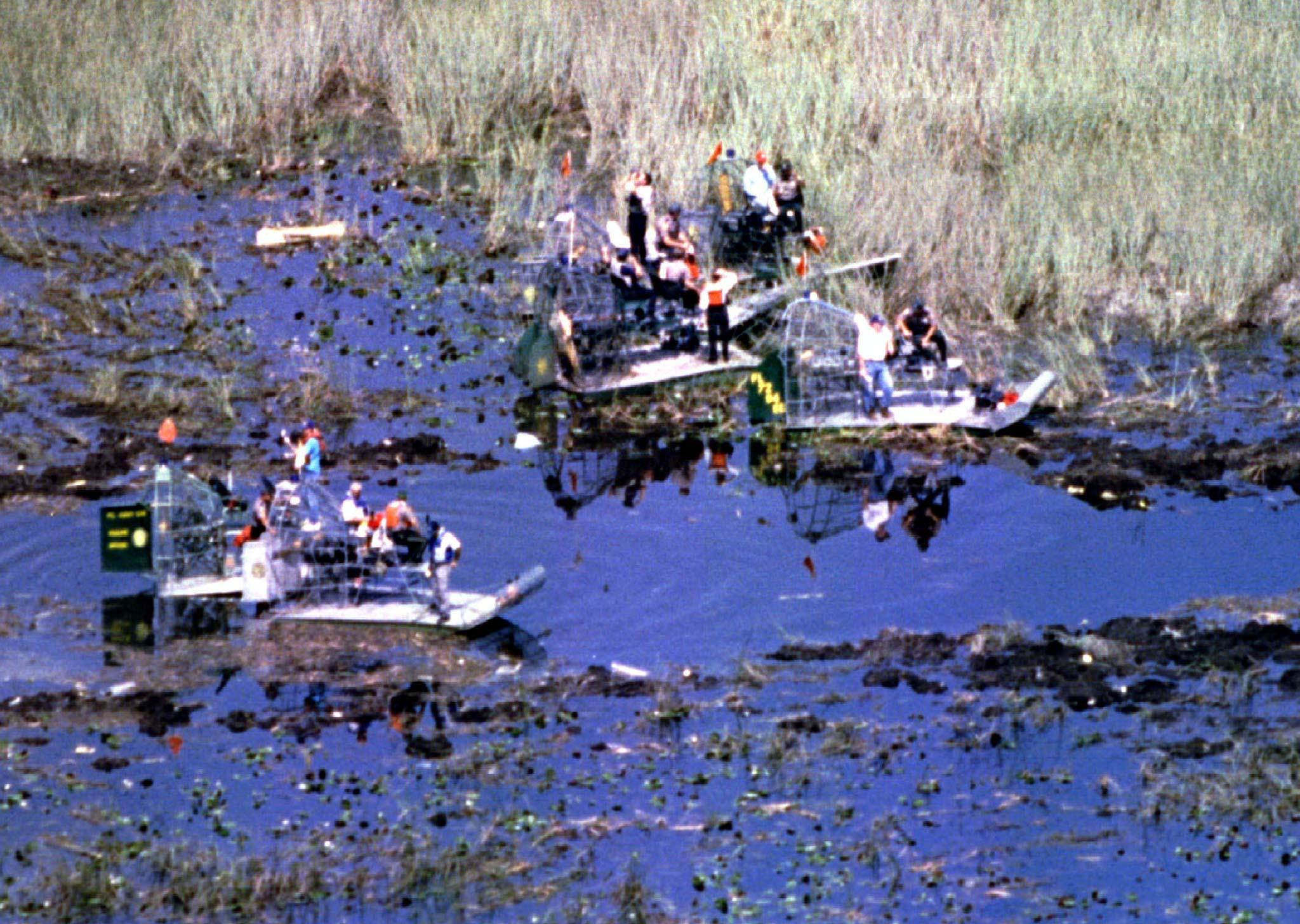 Federal Bureau of Investigation seeks mechanic linked to ValuJet crash that killed 110 in 1996