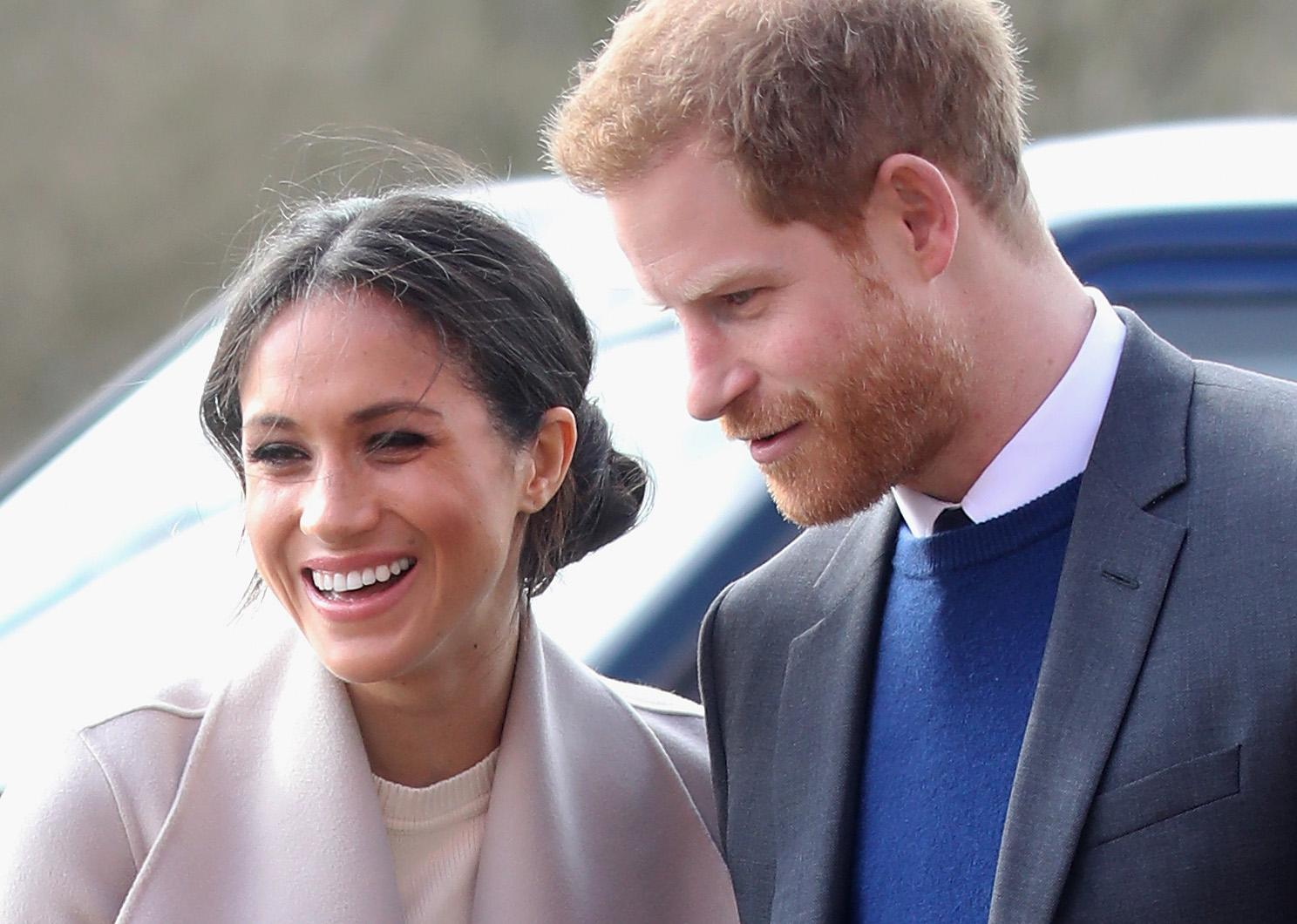 Politicians Shut Out of Harry and Meghan's Wedding, Including Trump