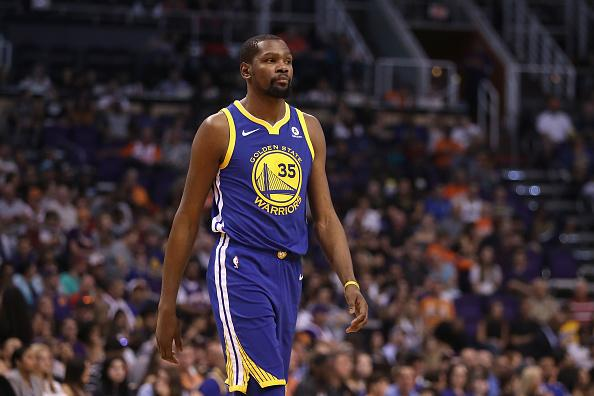 Kevin Durant Will Reportedly Opt Out, Restructure Contract With Warriors