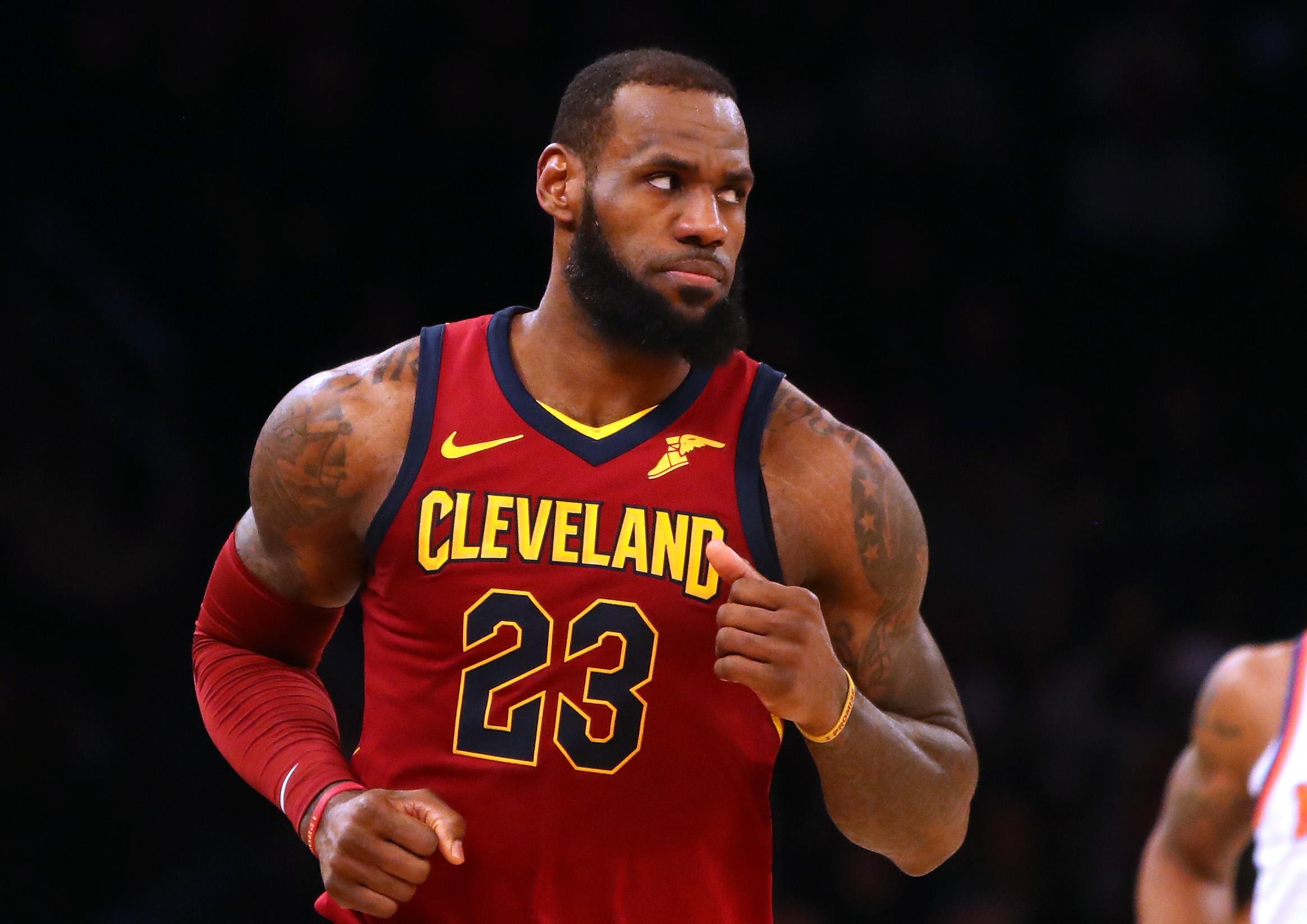 Cleveland Cavaliers, LeBron James vs. Indiana Pacers: Crowquill