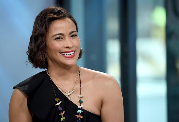 What? Paula Patton's boyfriend is a married man?