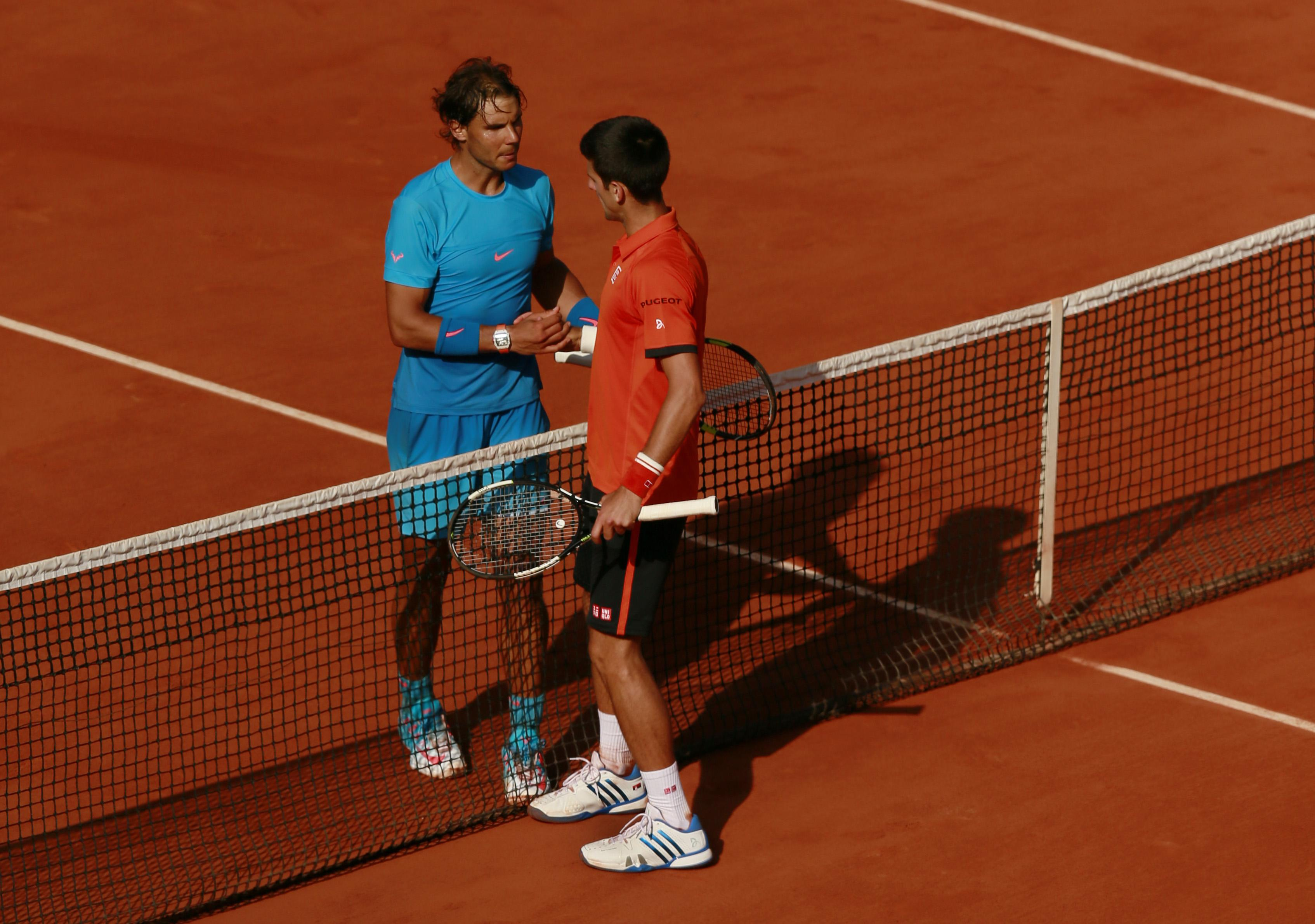 Nadal Has an Advantage Over Me in Clay: Federer