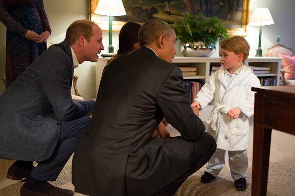 Prince George and royal siblings clap to thank workers fighting coronavirus