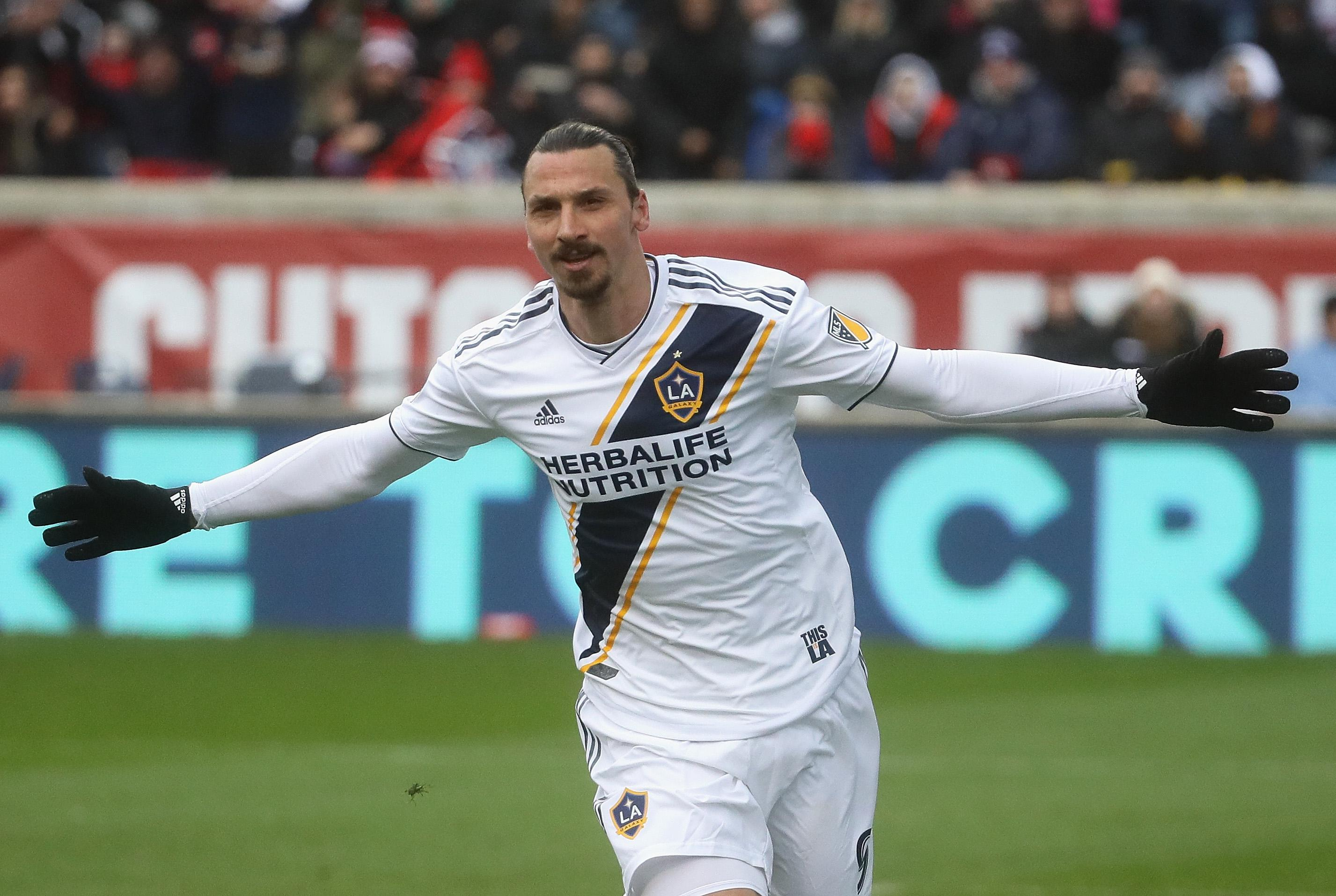 Ibrahimovic will not play at the World Cup, says Swedish FA
