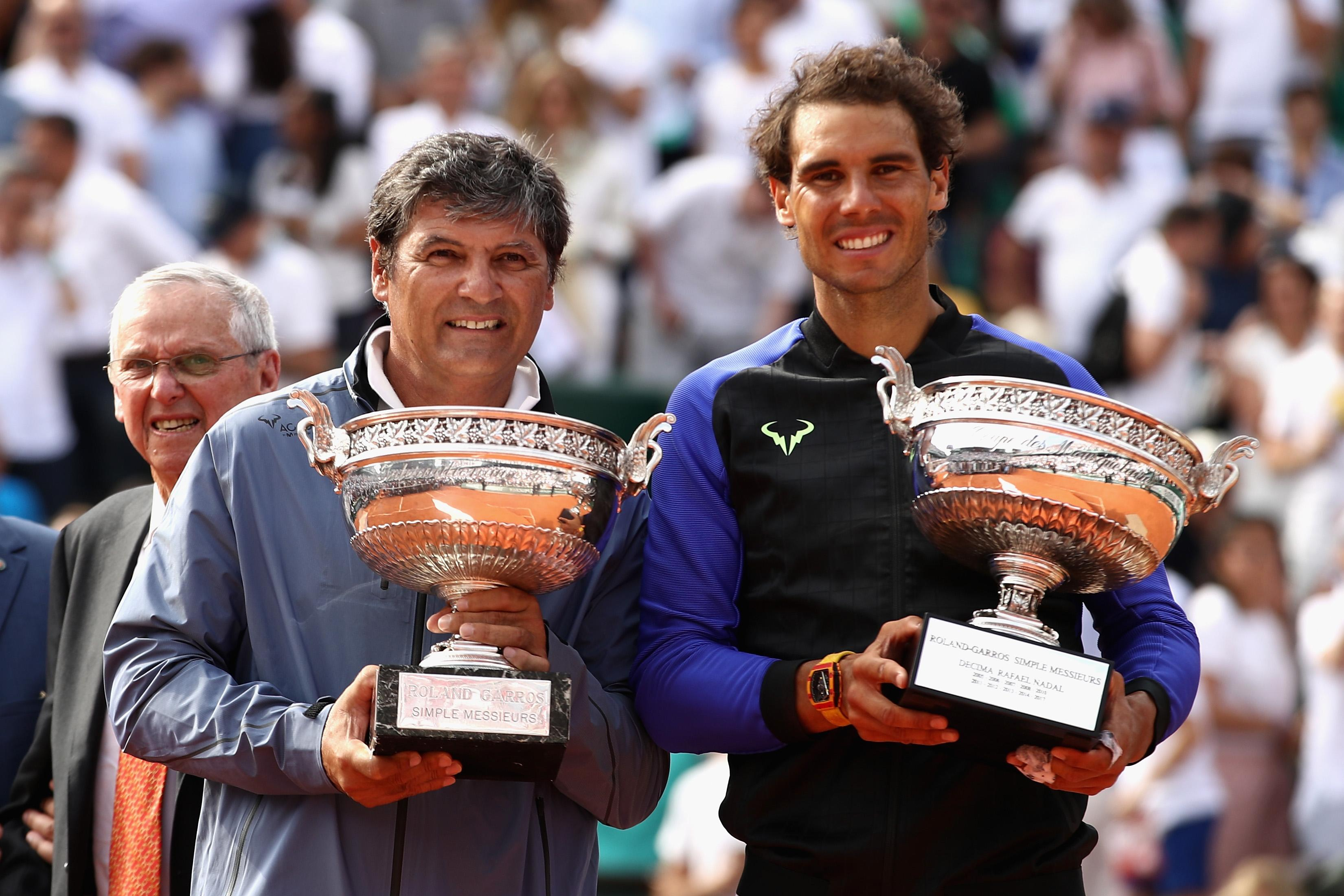 Rafael Nadal and Stefanos Tsitsipas look ahead to Barcelona Open final
