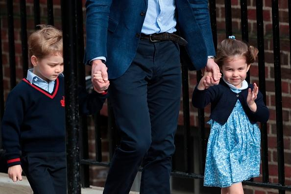 Prince Louis of Cambridge: The new royal baby finally has a name