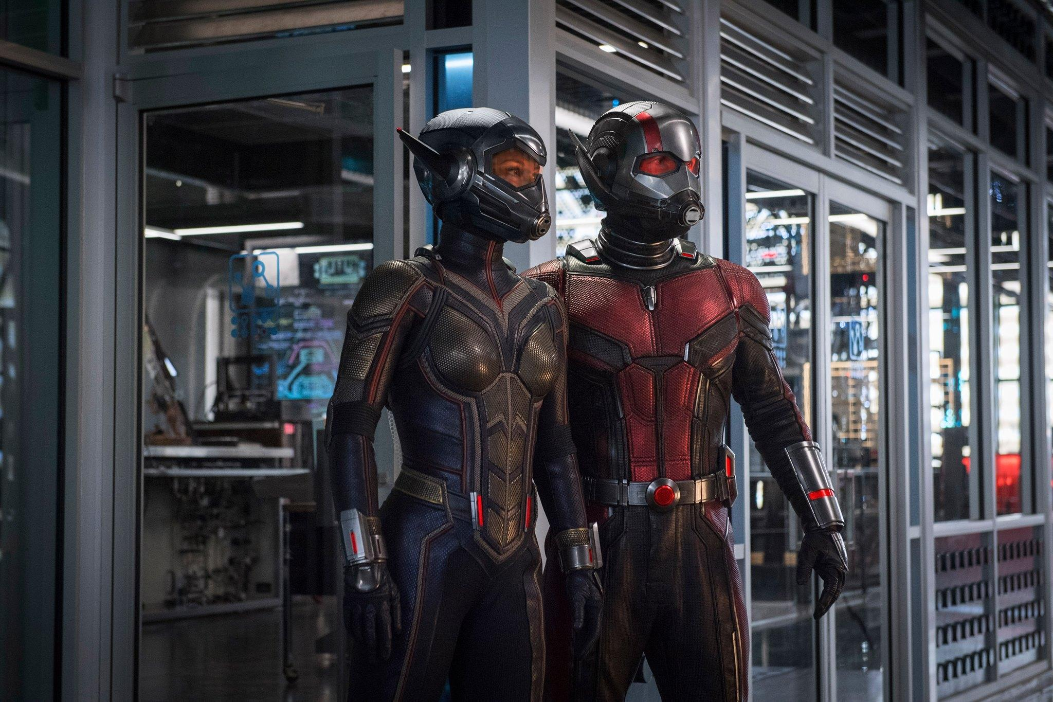 Ant-Man and the Wasp release date