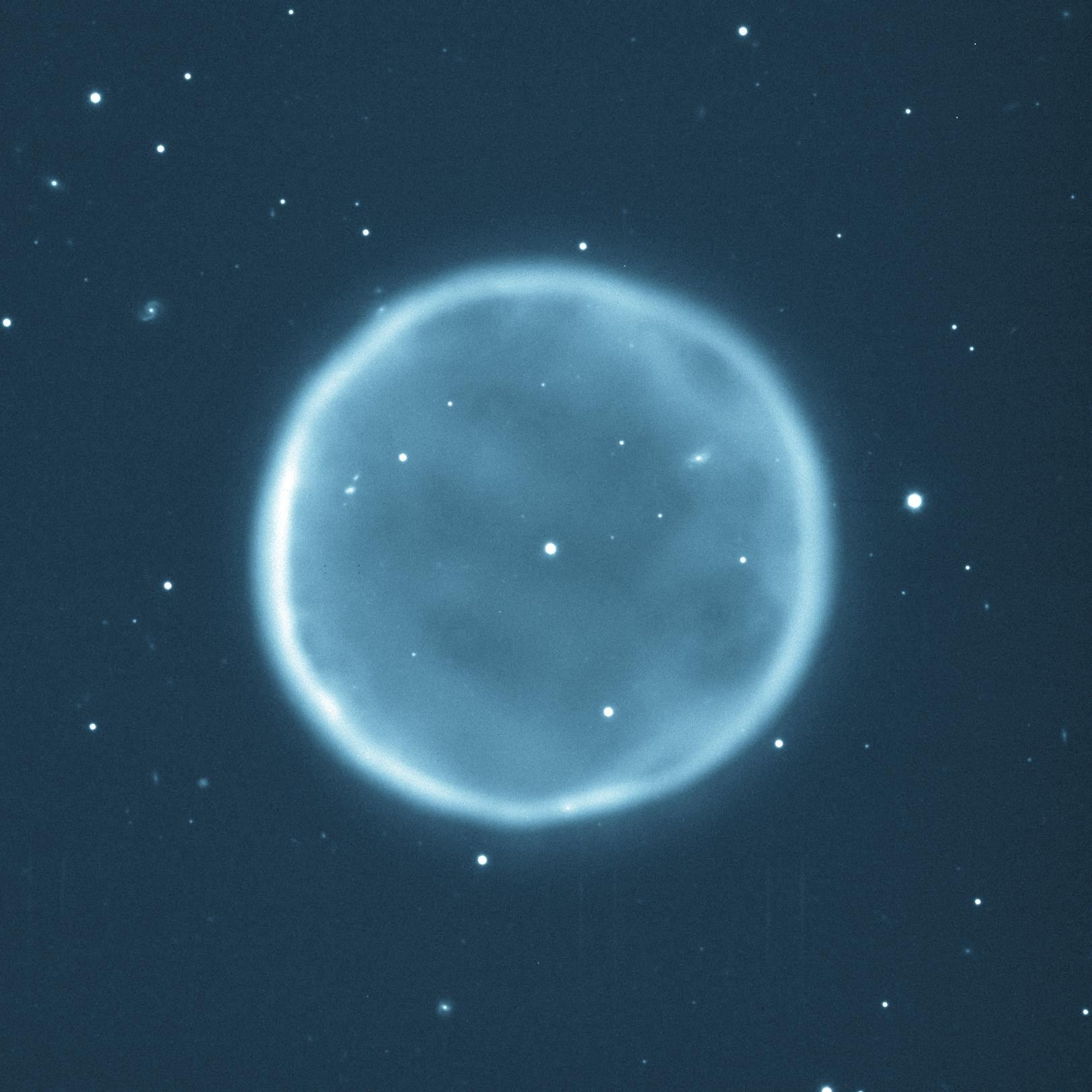 Sun to turn into planetary nebula when it dies: Astronomers