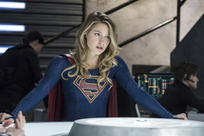Watch a clip from tonight's episode of Supergirl - 'Trinity'