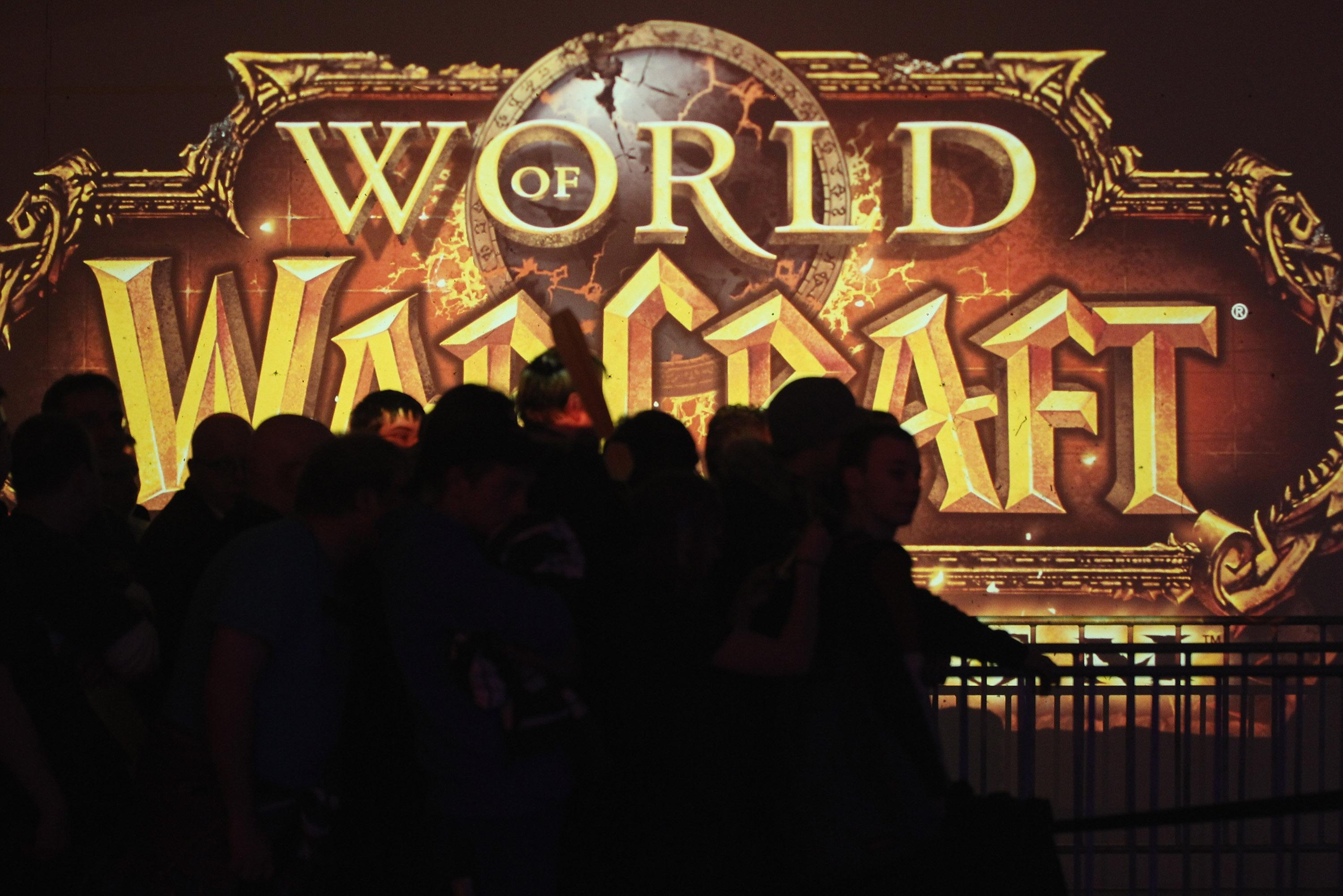 World of Warcraft DDoS Attack Liable Sentenced To Prison