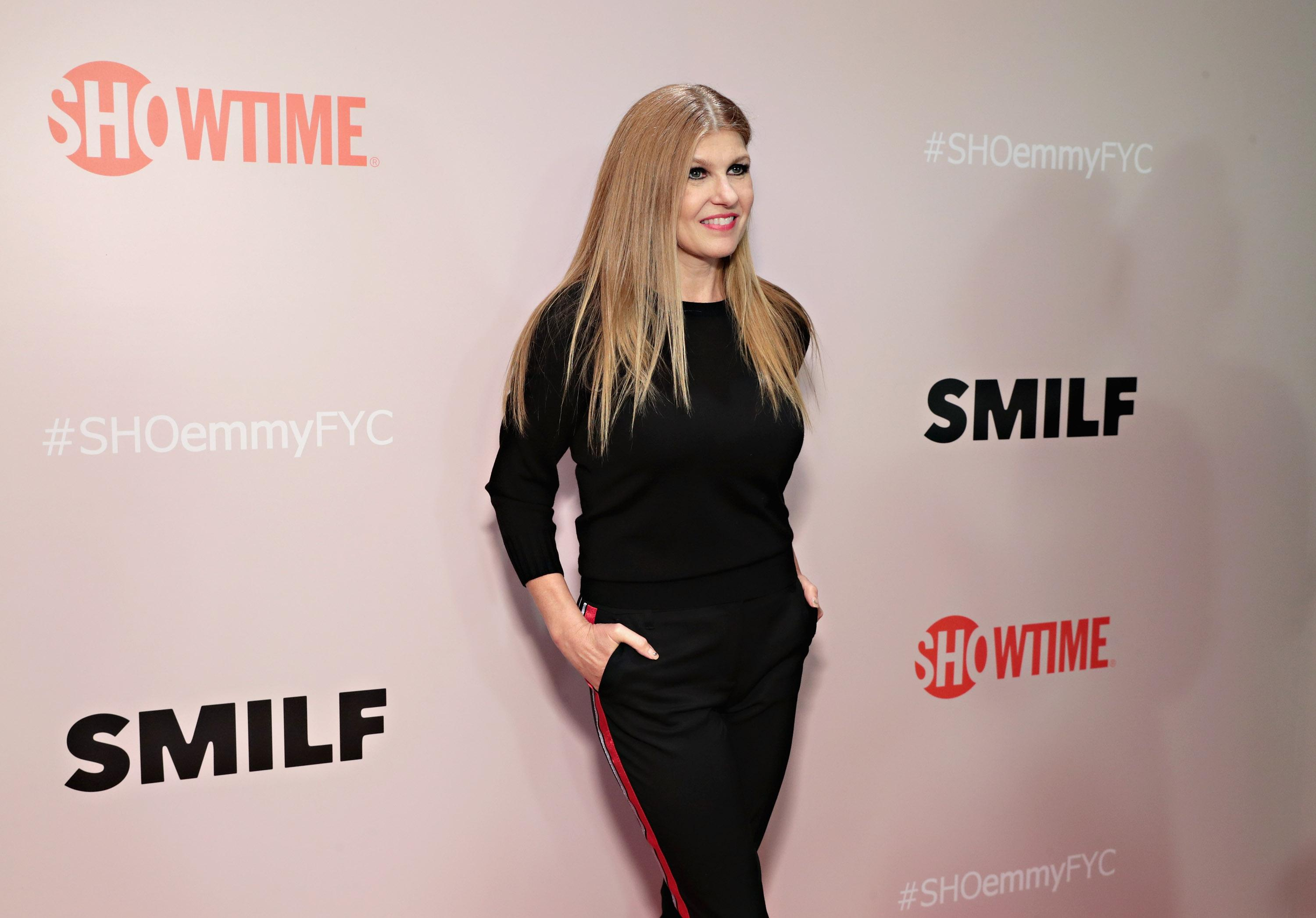 Watch Connie Britton video