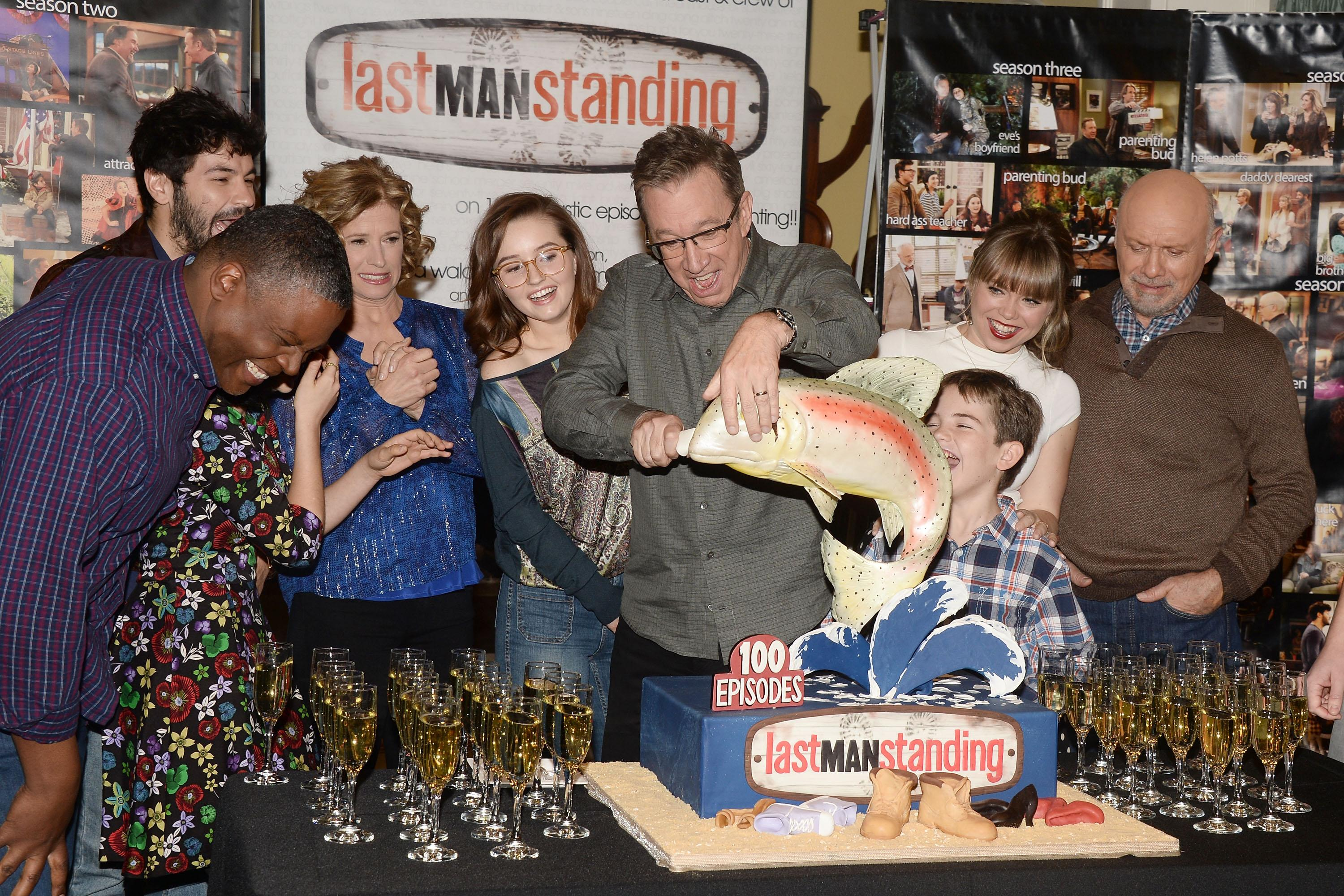 Fox canceled 'Brooklyn Nine-Nine' to revive Tim Allen's 'Last Man Standing'