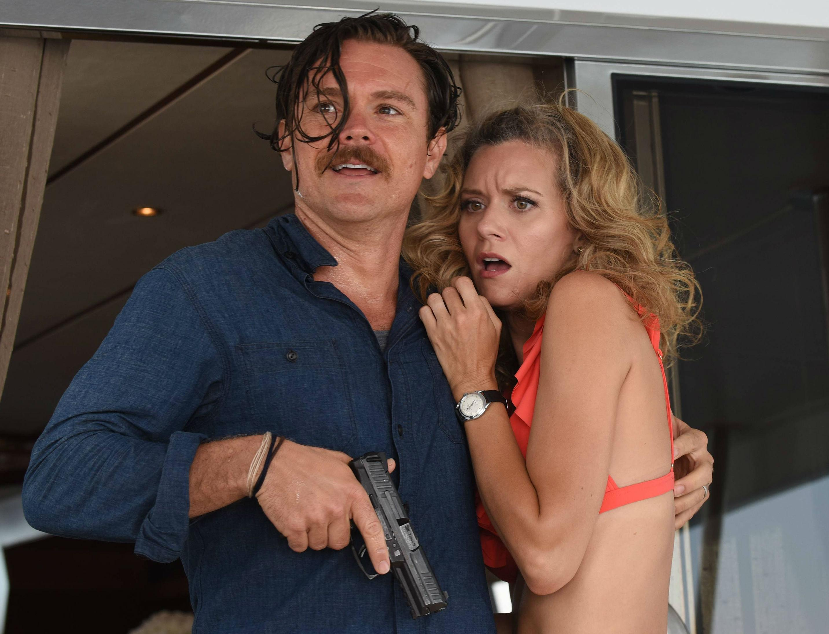 Clayne Crawford Responds to 'Lethal Weapon' Firing with Glum Photo