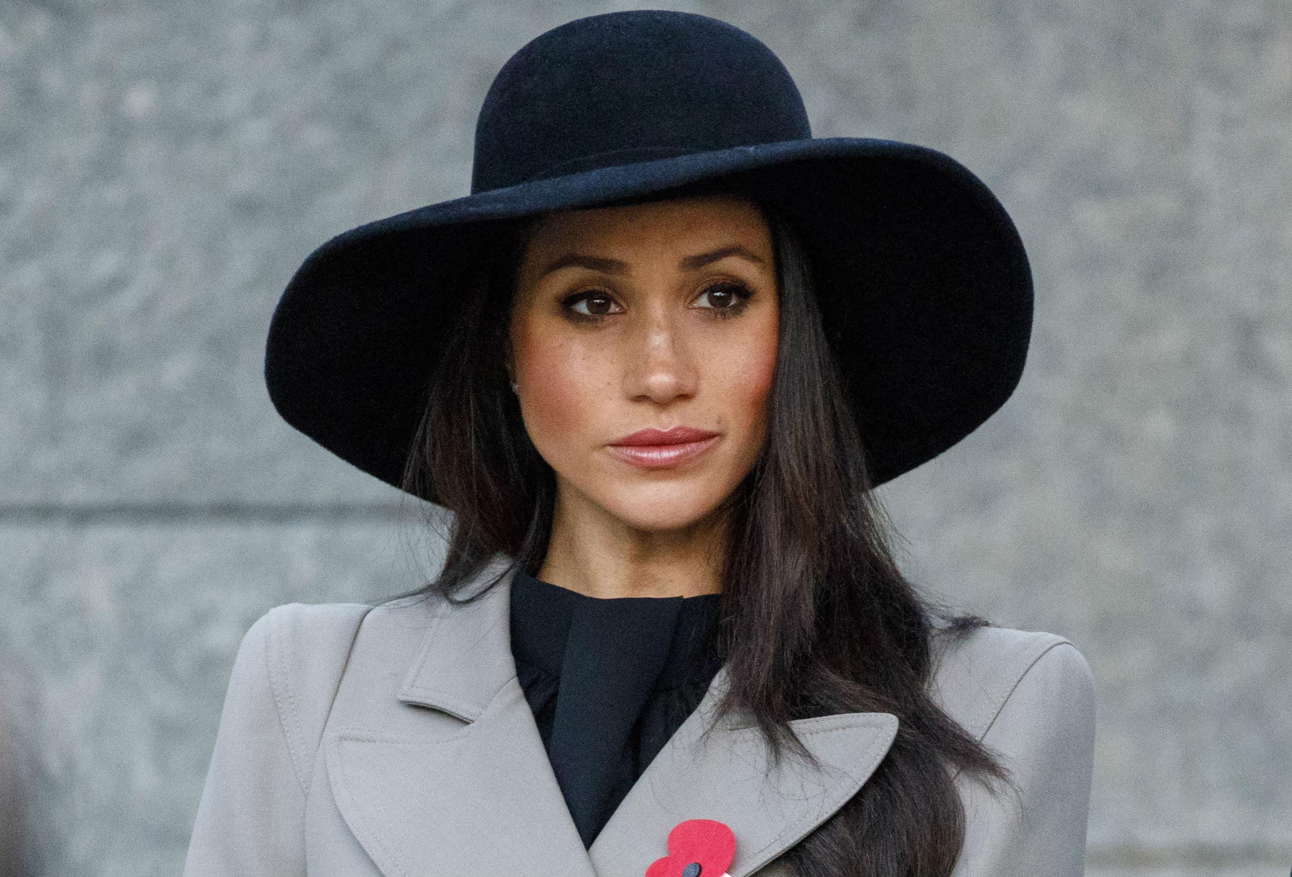 meghan markle dad heart attack