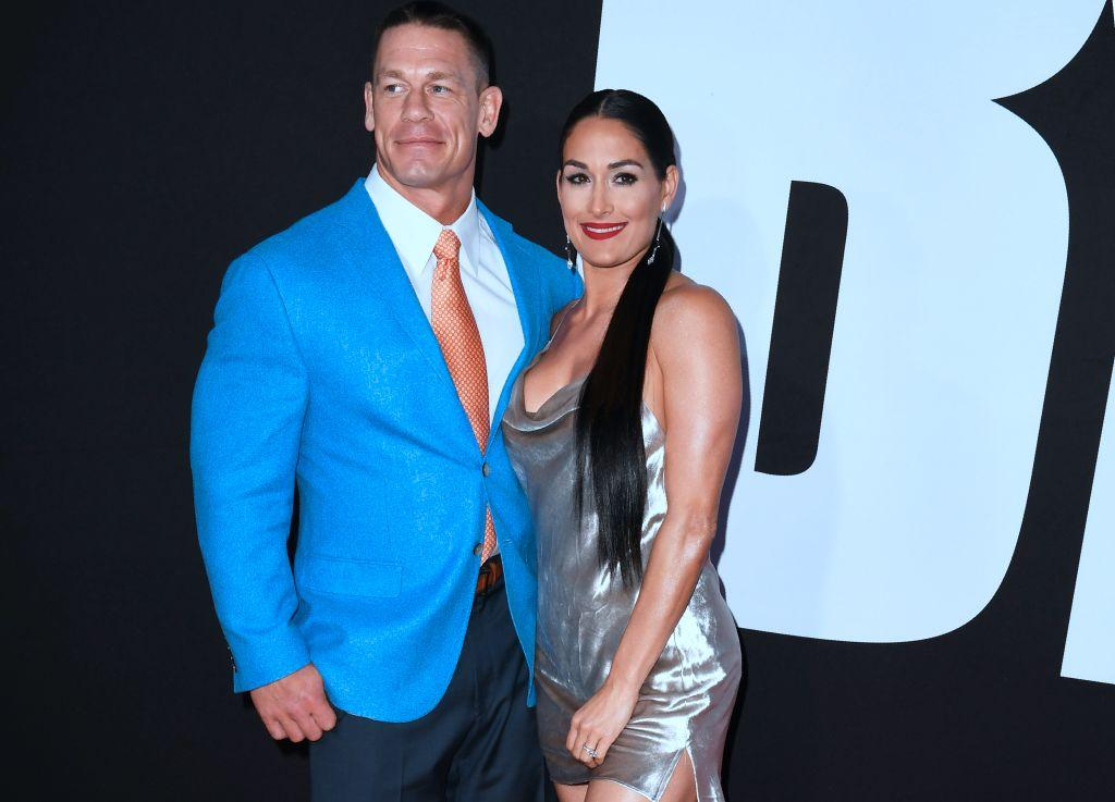Nikki Bella Reacts to John Cena Professing His Love on Today