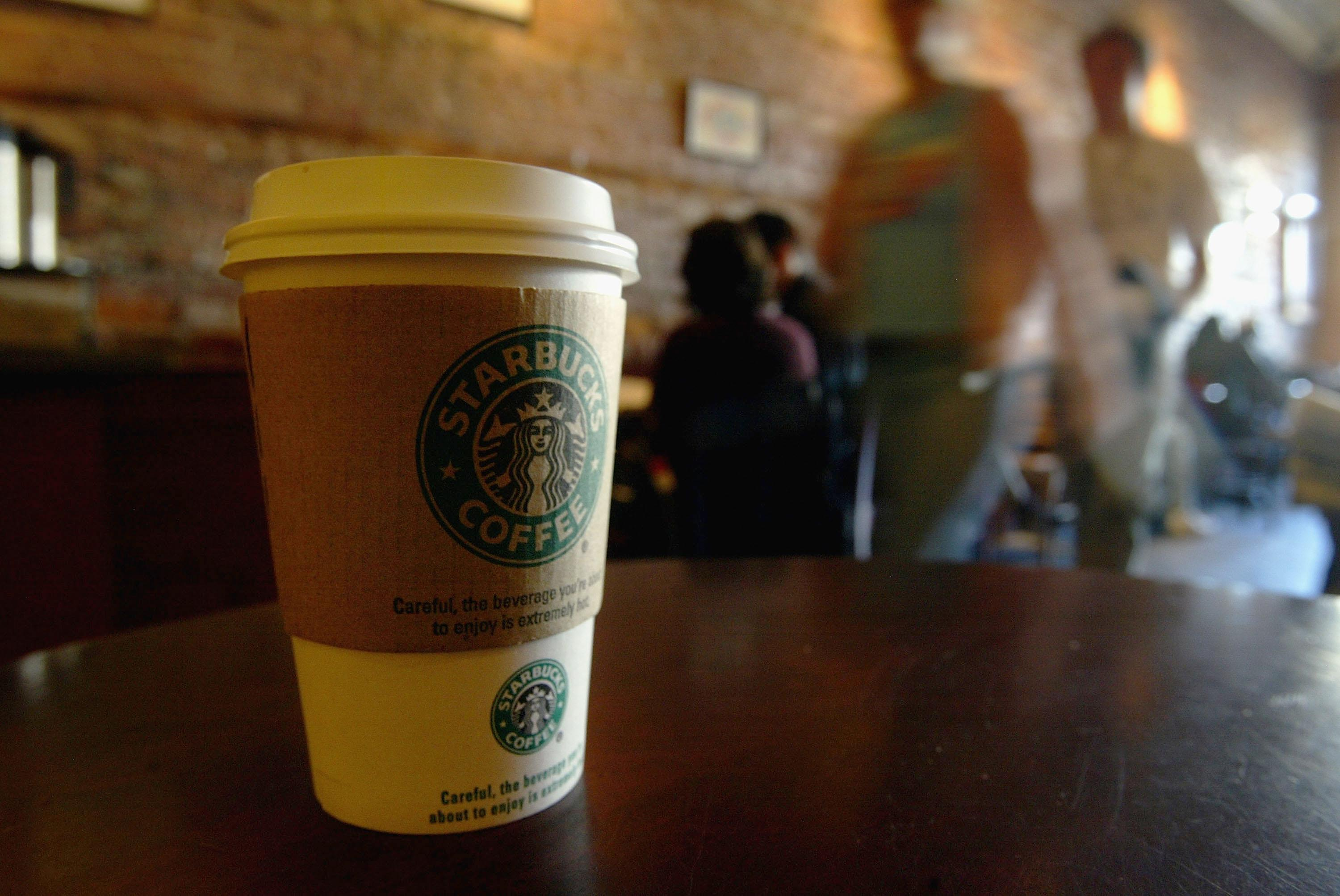 Starbucks apologizes for slur on customer's order