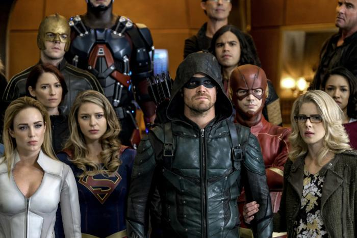 Arrowverse Characters