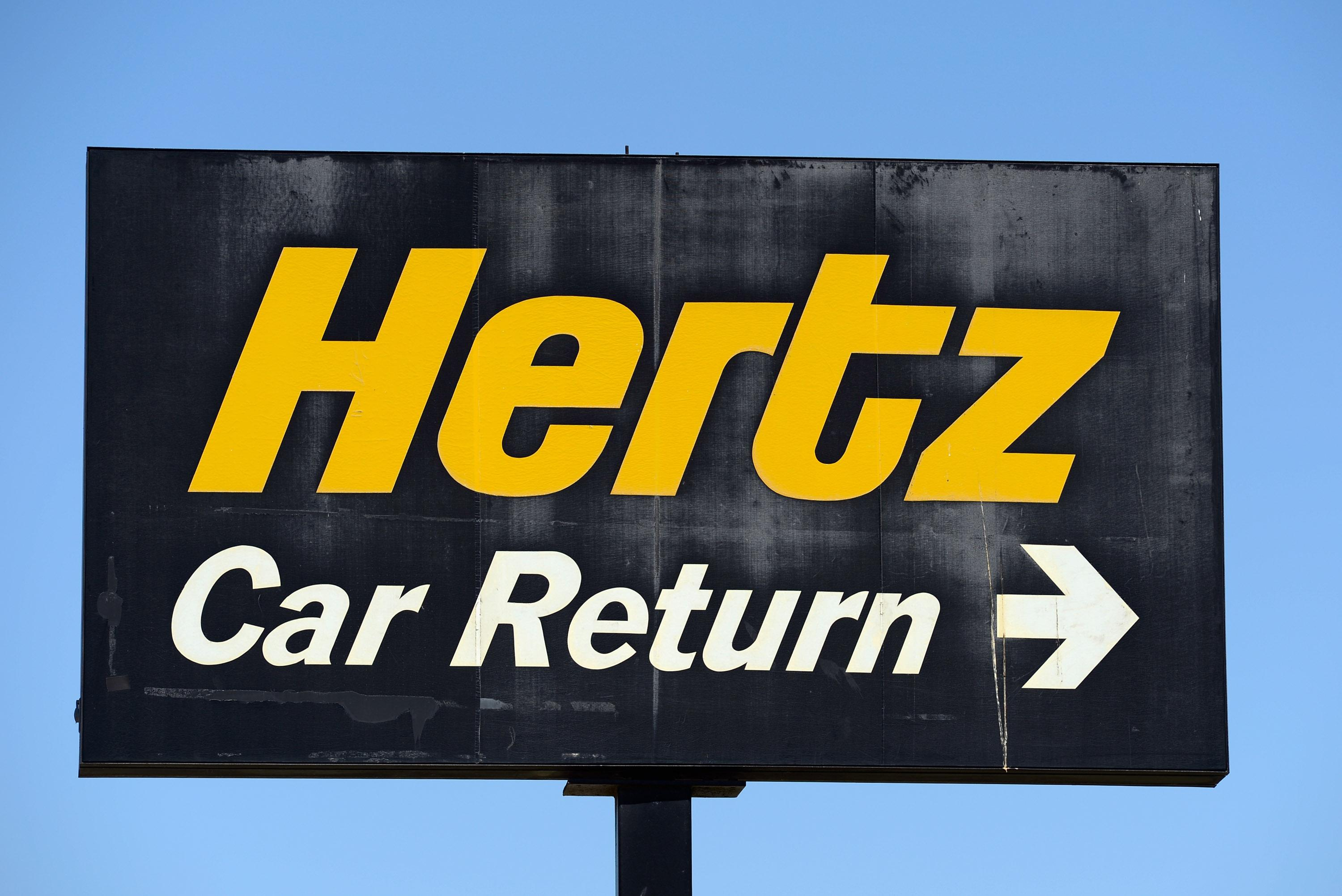 Hertz could file for bankruptcy 'as soon as this weekend'