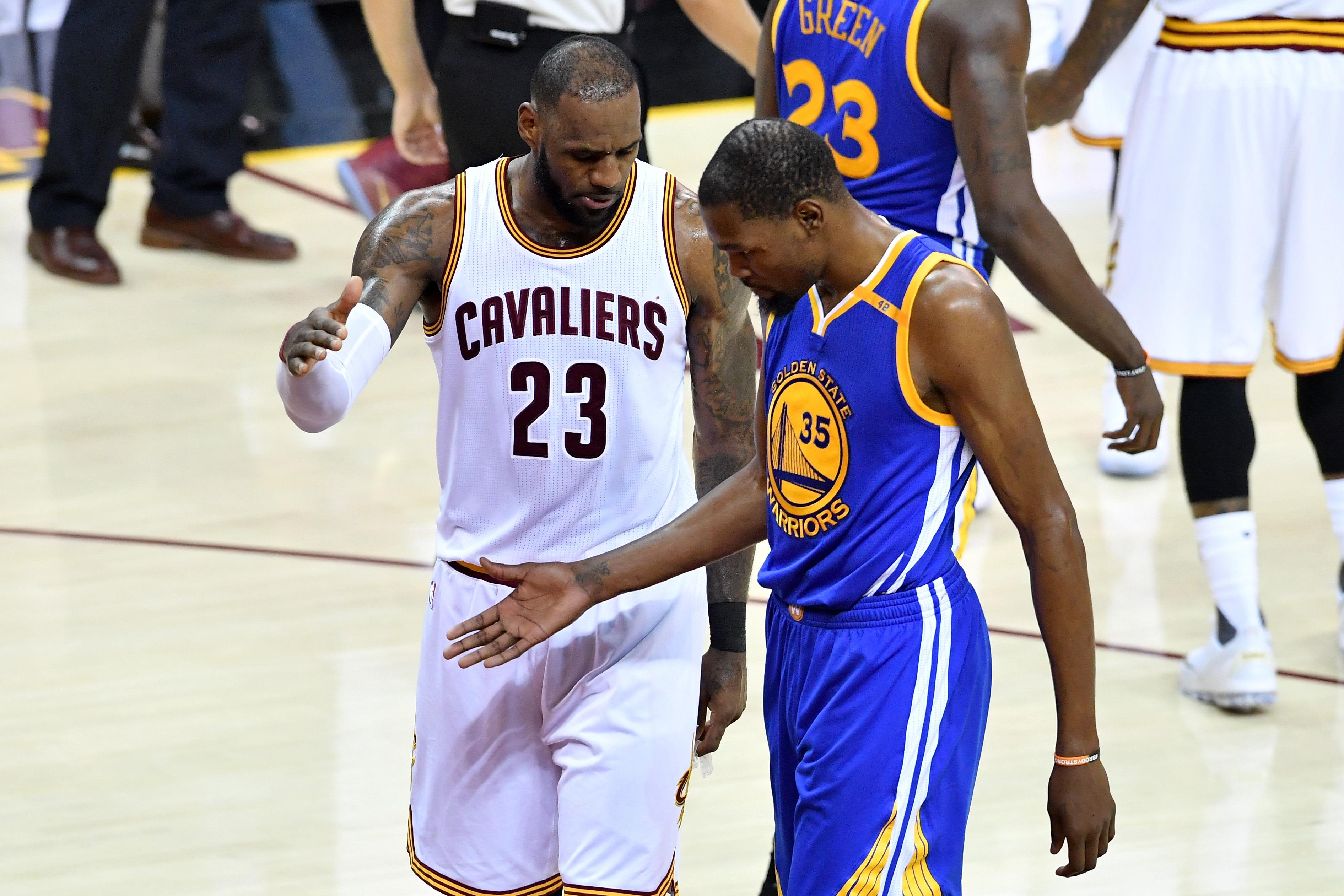 NBA Finals 2018: Prediction, Preview For Golden State ...