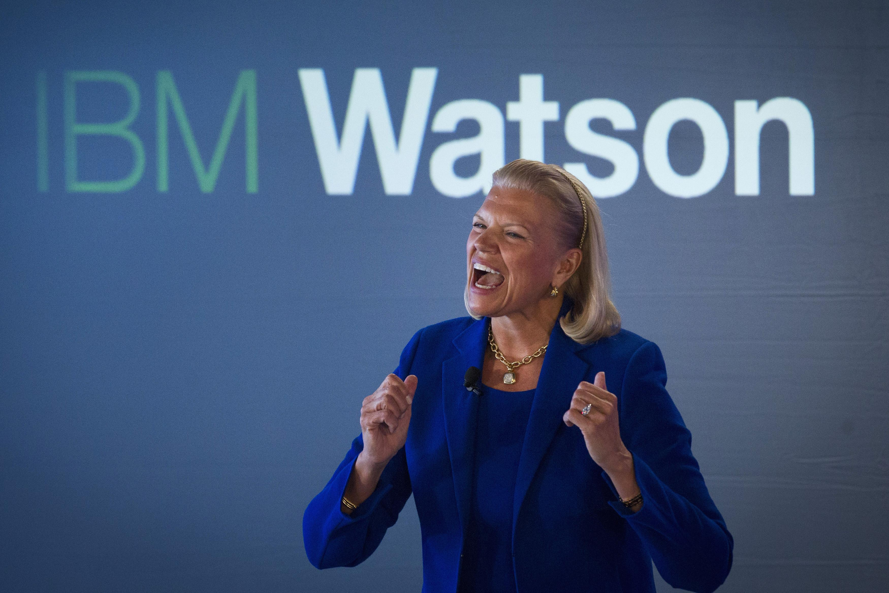 IBM Rometty