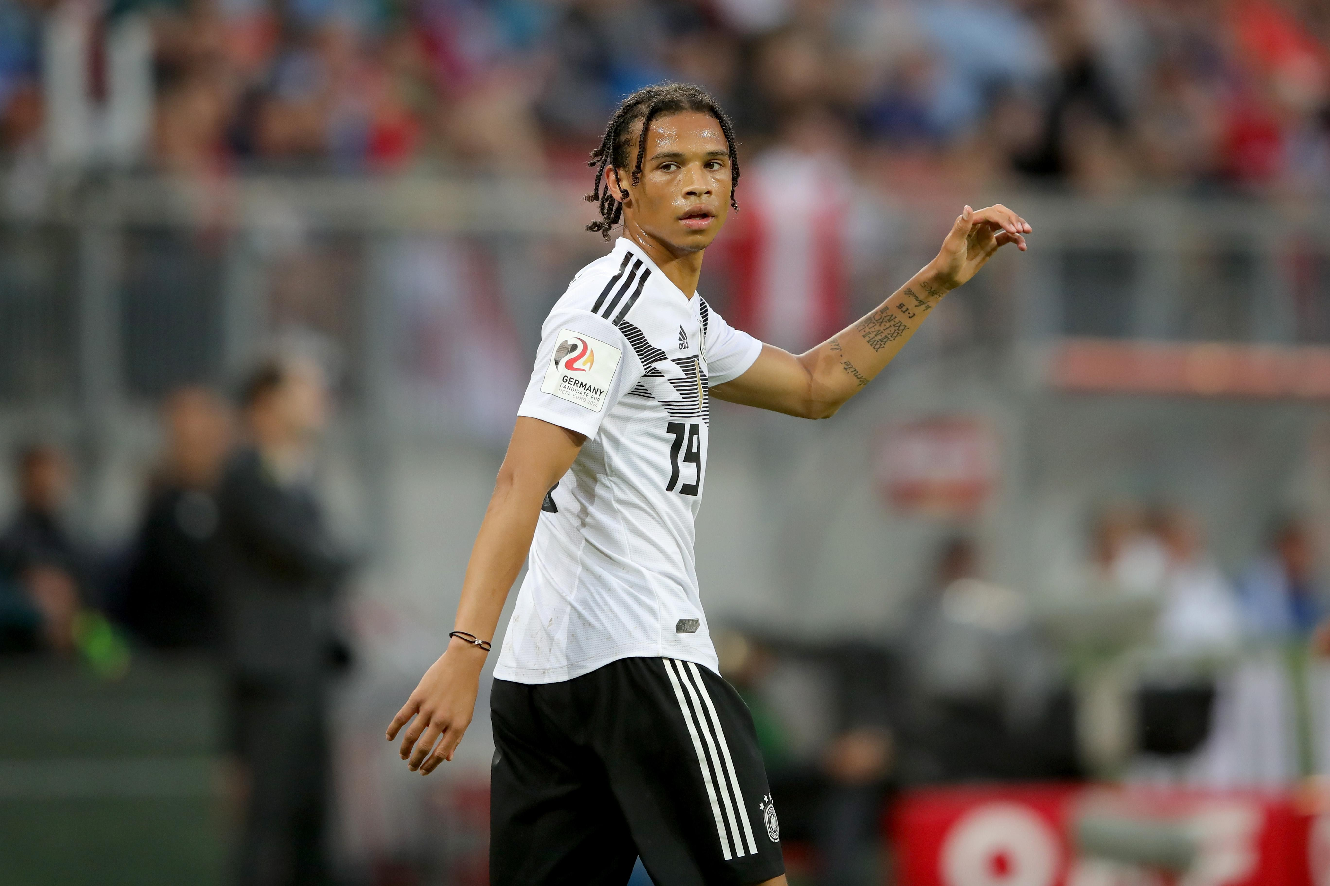 Joachim Low Explains Leroy Sane's Omission From Germany's