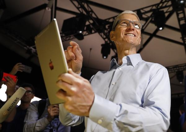Tim Cook says 'Privacy is a Fundamental Human Right'