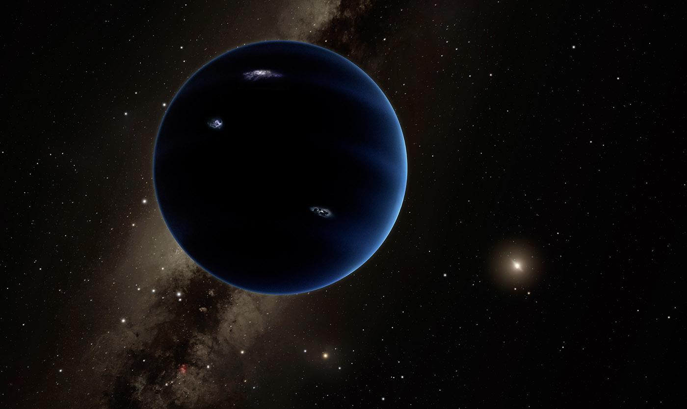 Planet Nine could be a cluster of asteroids sending comets Earth's way