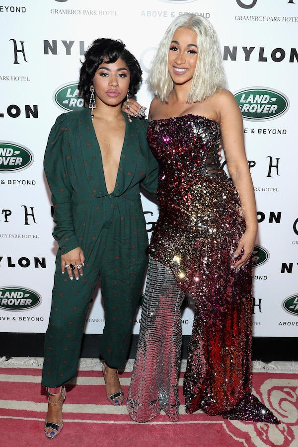 Cardi B Girlfriend: Cardi B's Sister Hennessy Comes Out As Bisexual, Shares