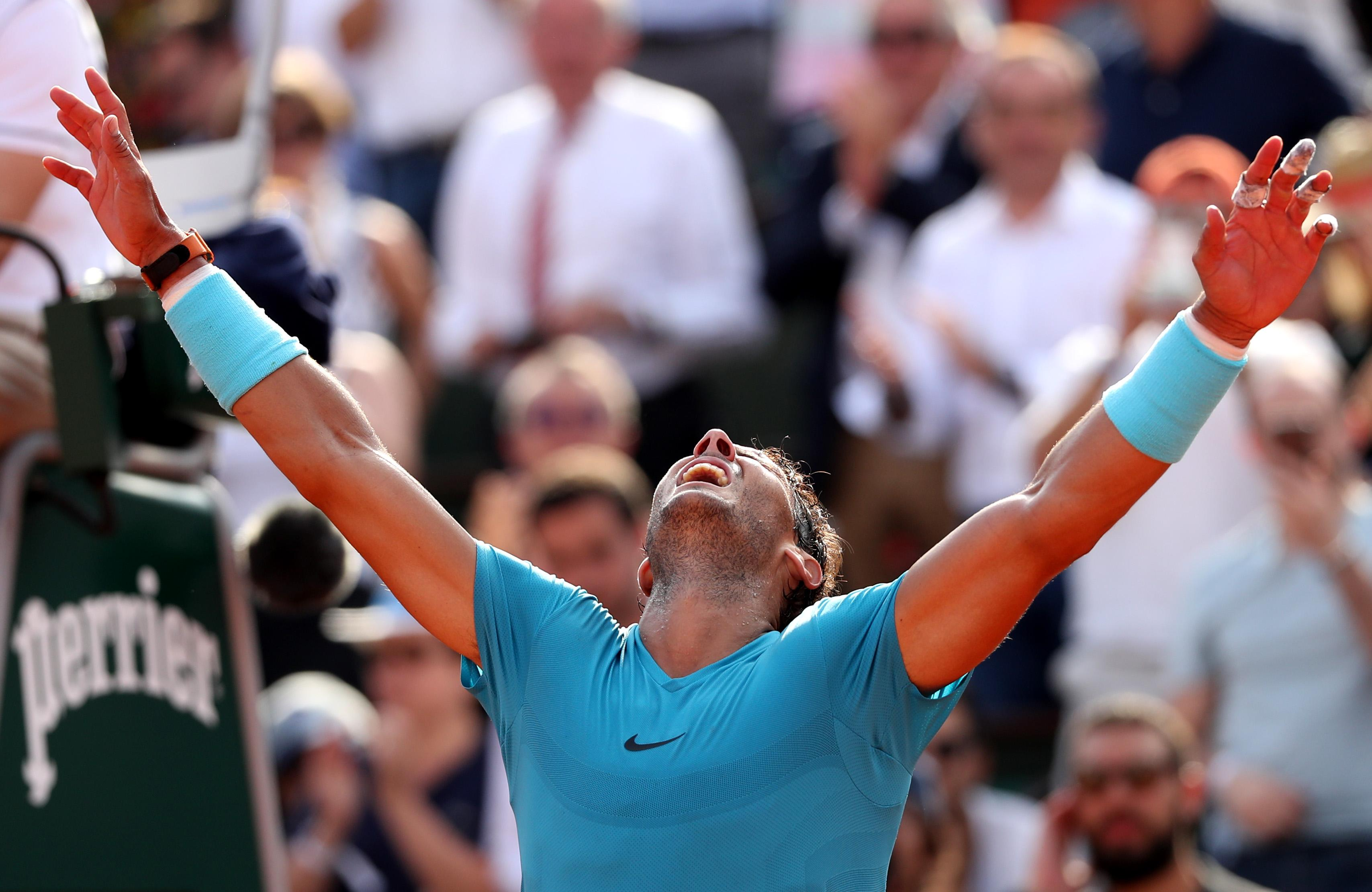 WRAPUP 1-Tennis-Highlights of French Open 15th day