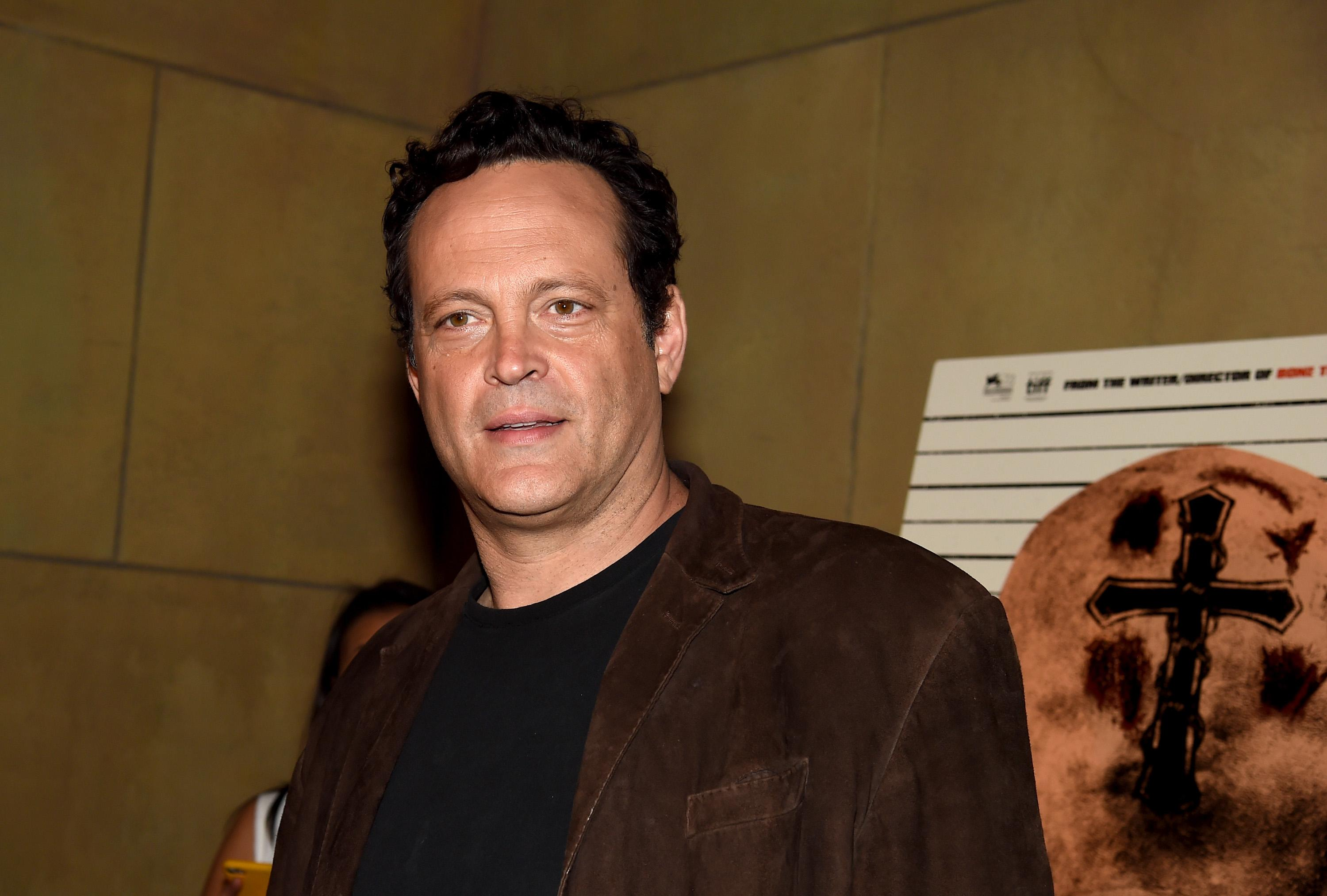 Vince Vaughn Arrested For DUI