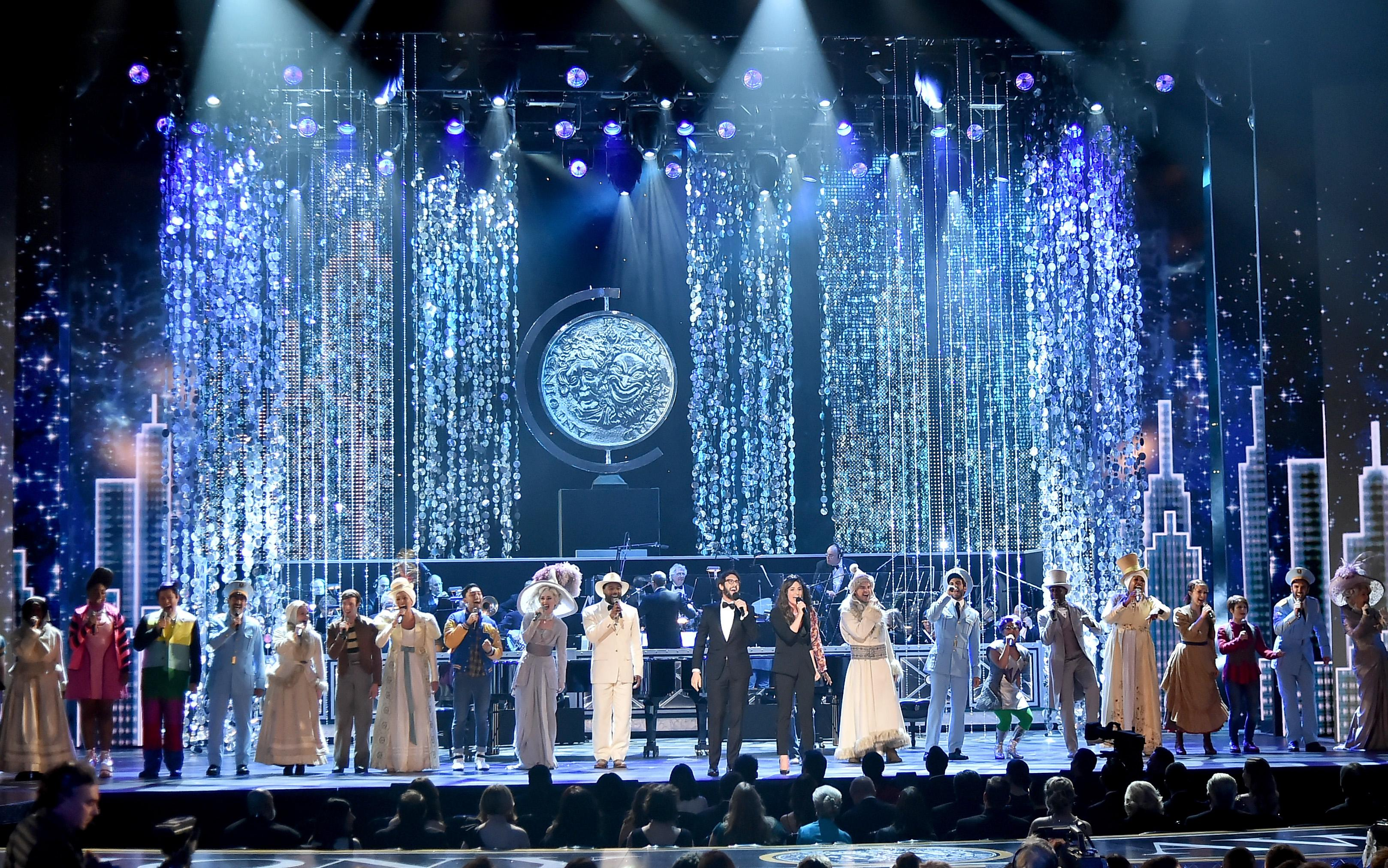 Tony Awards performances