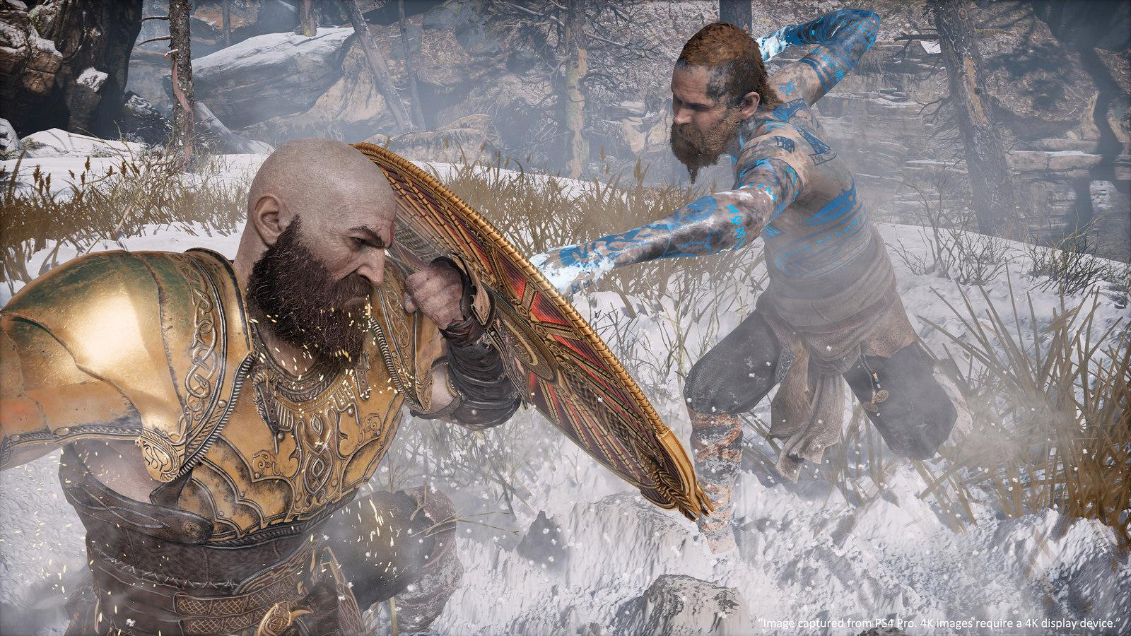 God of War New Game Plus Coming to PS4, But No DLC
