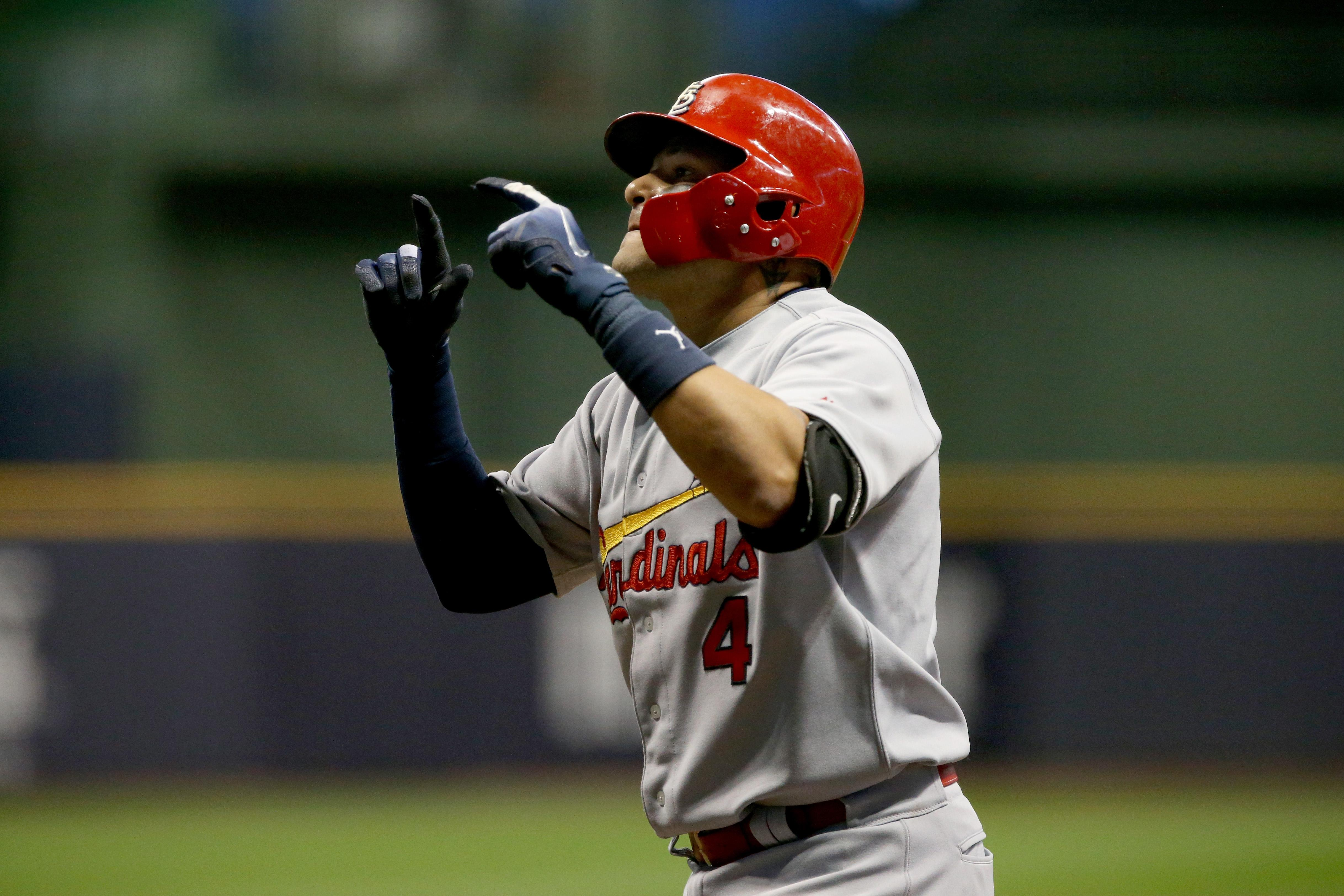 'PANDEMIC HAS CHANGED EVERYTHING': Yadier Molina open to leaving Cardinals